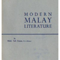 yqy_Modern Malay Literature.pdf